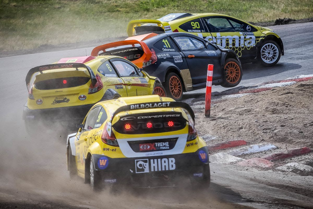 RallyX Nordic adds new class, publishes provisional 2021 calendar