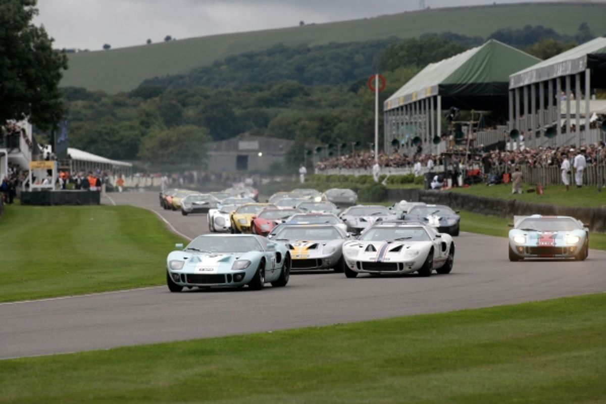 Superformance evocations set for Motor Racing Legends Ford GT40 races