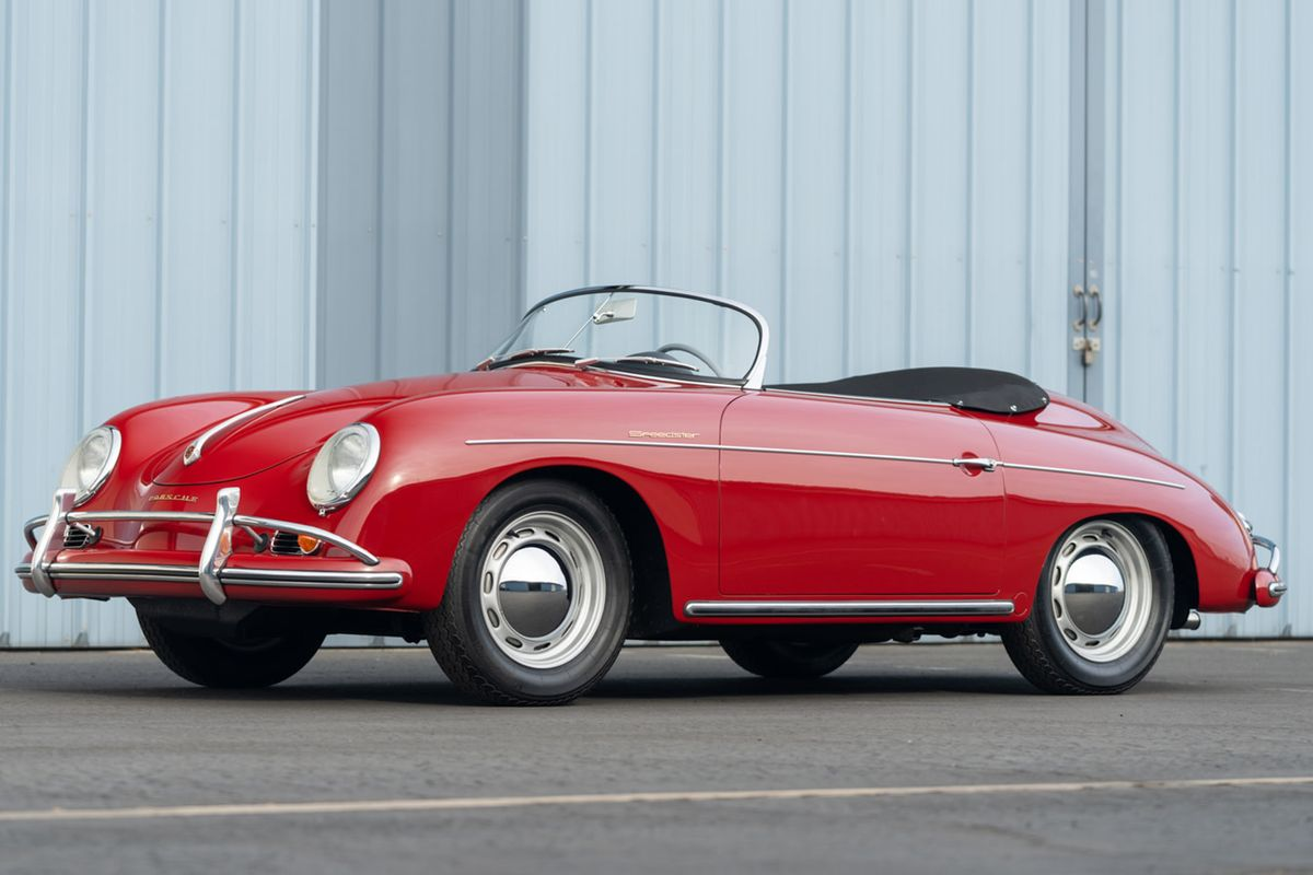 Plenty of Porsches to Bid on at Goodings Scottsdale Geared Online Auction