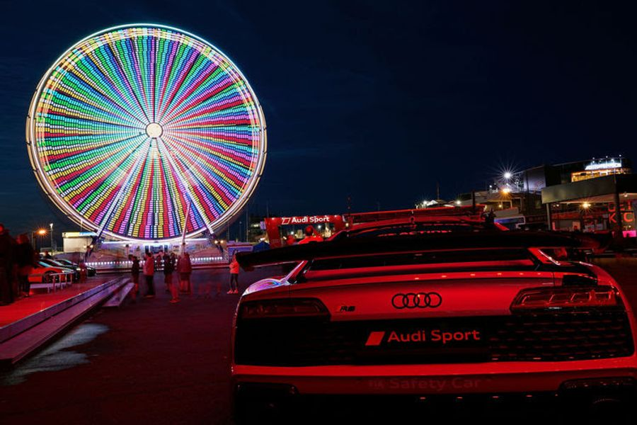 Global programme announced for Audi Sport customer racing