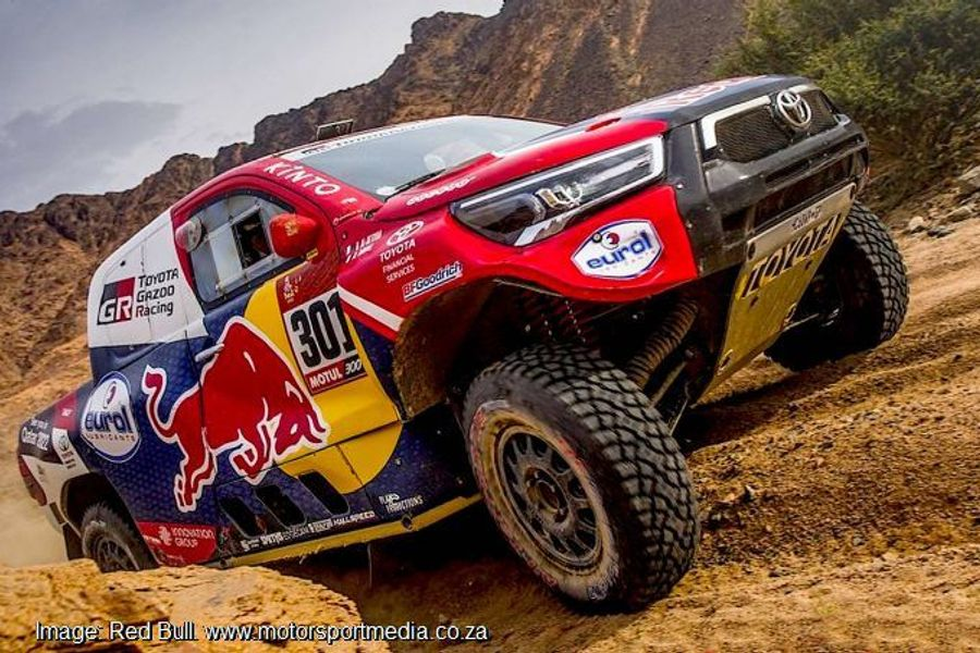 Dakar Rally is heading to a sensational climax
