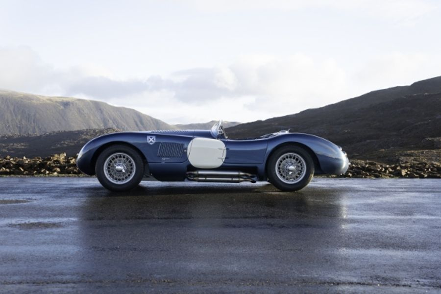 Test drive the new Ecurie Ecosse C-type