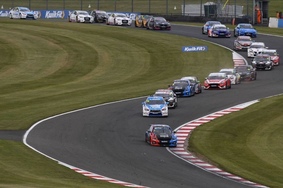 2021 British Touring Car Championship Calendar - Revised dates