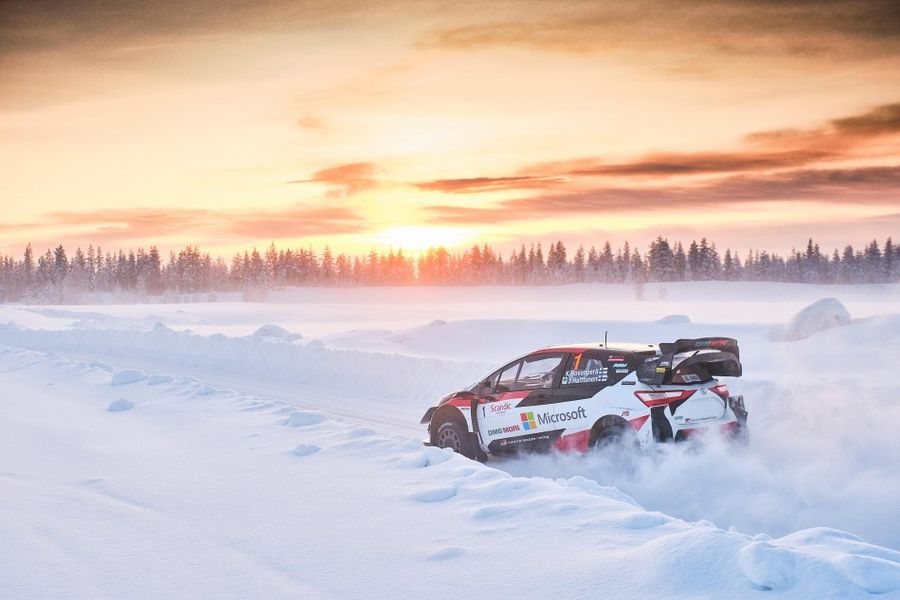 Arctic Rally Finland added to 2021 WRC calendar