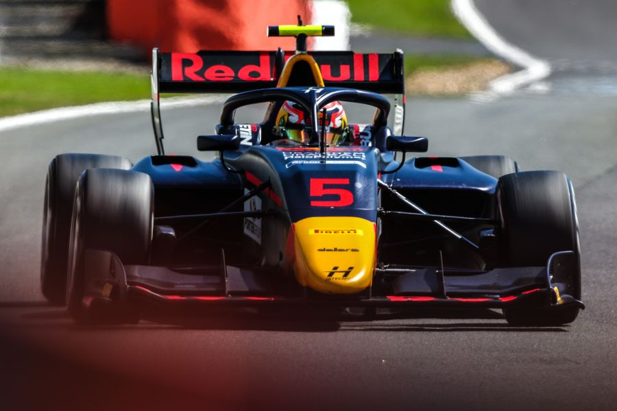 Red Bull Juniors Vips, Lawson, Crawford and Iwasa join Hitech