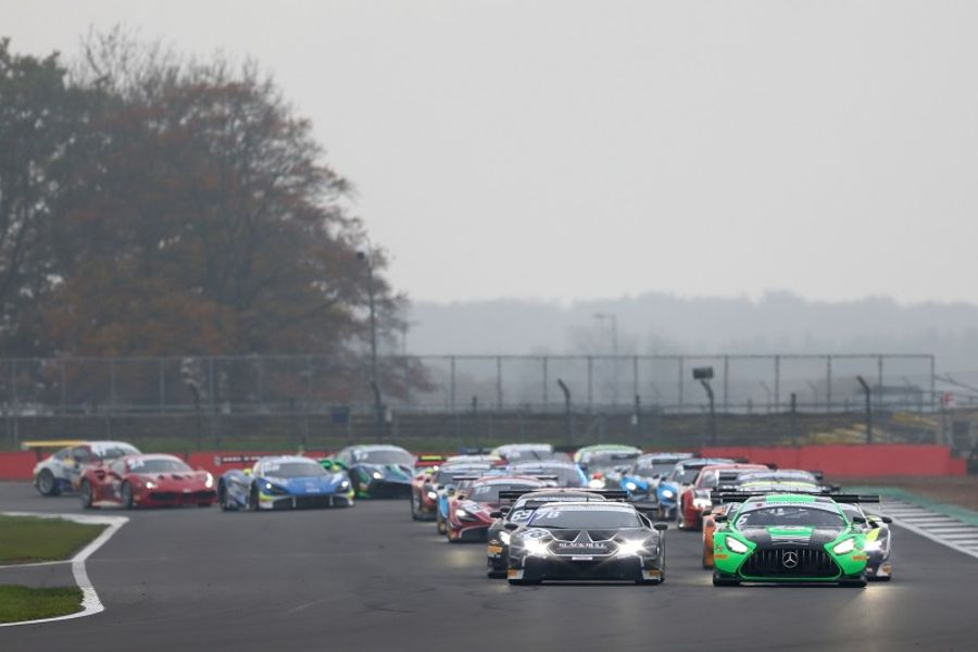 Revised calendar for British GT Championship