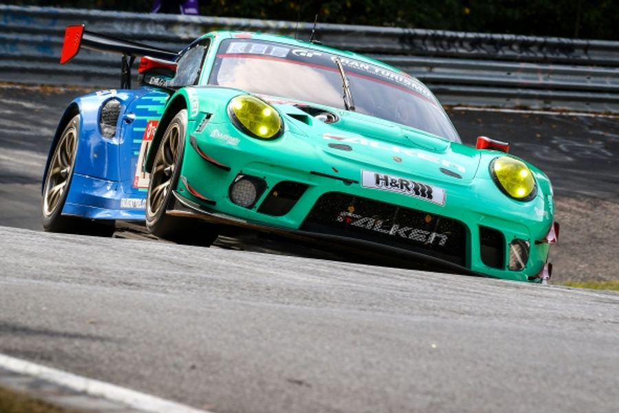 Falken confirms two Porsche 911 GT3 R entry for Nürburgring 24 Hours