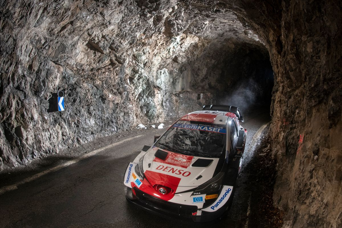 Tänak double earns WRC Rallye Monte-Carlo lead in season opener