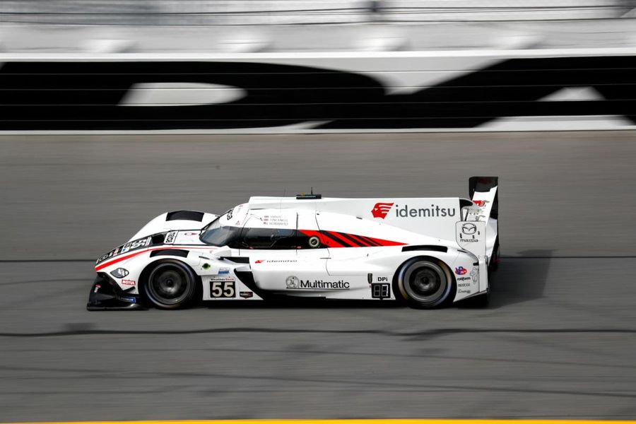 Jarvis inherits top starting spot for Rolex 24 Motul Pole Award 100