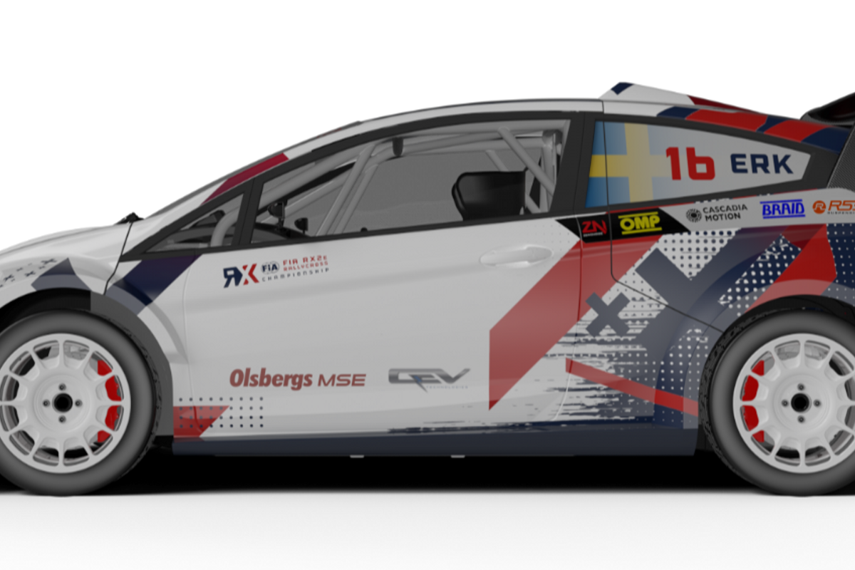 Registrations open for new FIA RX2e Championship