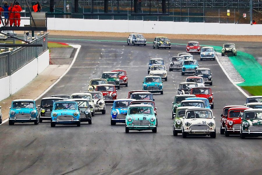 Mini Cooper celebrates 60 years at The Classic 2021