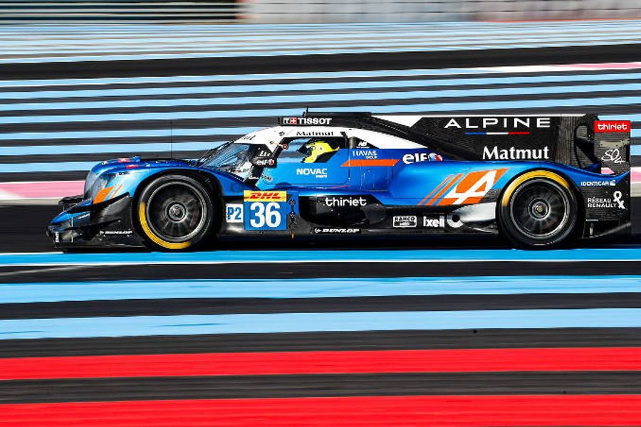 Alpine Elf Matmut announces WEC drivers