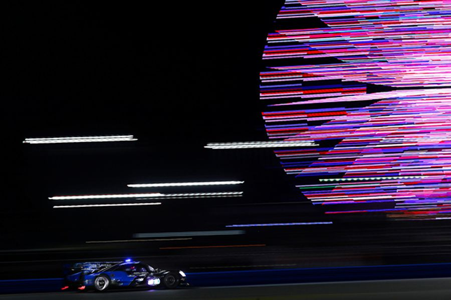 Wayne Taylor Racing Acura Leads Rolex 24 at Halfway Point