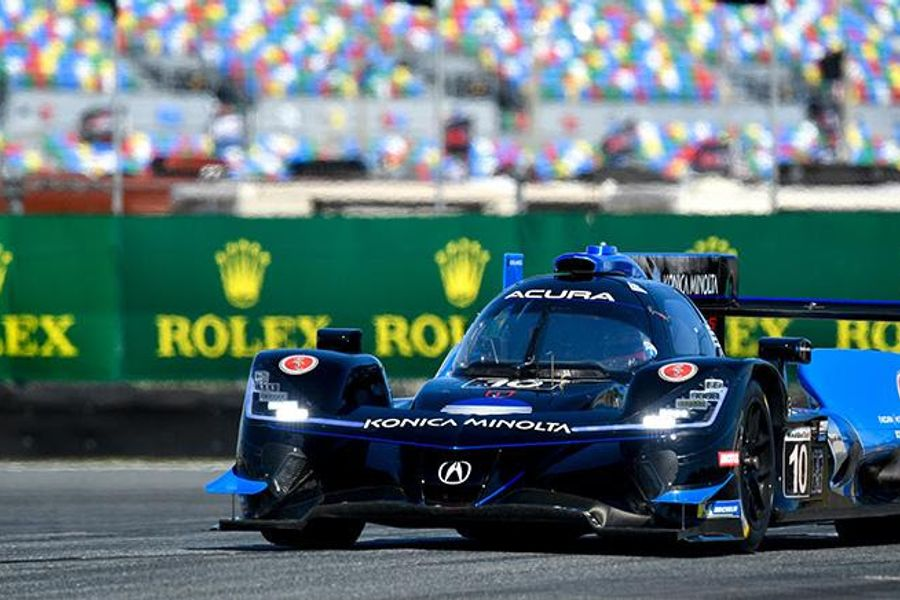 Breakthrough Rolex 24 Win for Acura, Historic Win for Wayne Taylor Racing