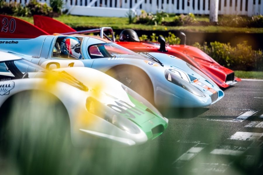 Tickets for Goodwood's three headline motorsport events go on sale