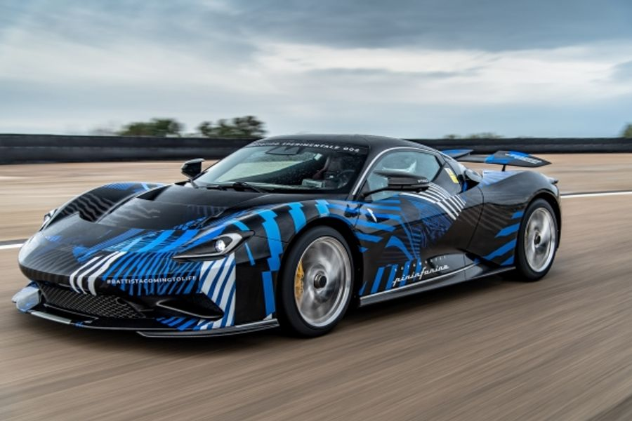 Nick Heidfeld tests Battista prototype as hyper GT development accelerates