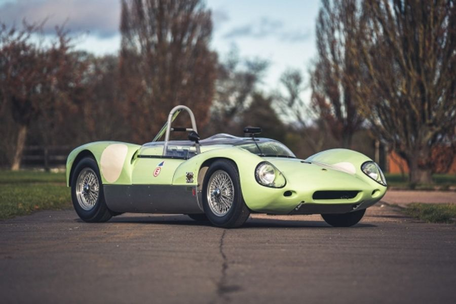 Rare Competition and Classic  cars confirmed for Race Retro Live auction