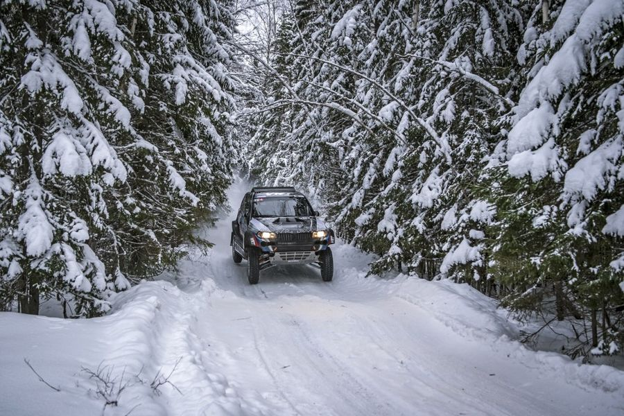 Vasilyev/Kuzmich win Northern Forest Cross-Country Baja opener