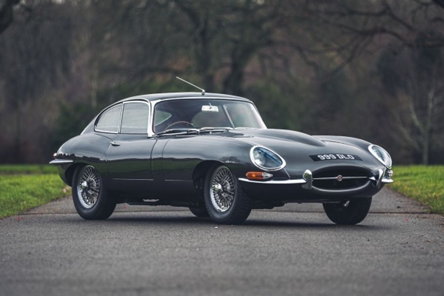 Opportunity to own Chassis #60 on 60th anniversary of the Jaguar E-Type