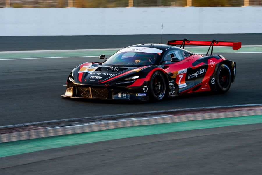 Inception Racing are  GT runners up as Asian Le Mans Series kicks off