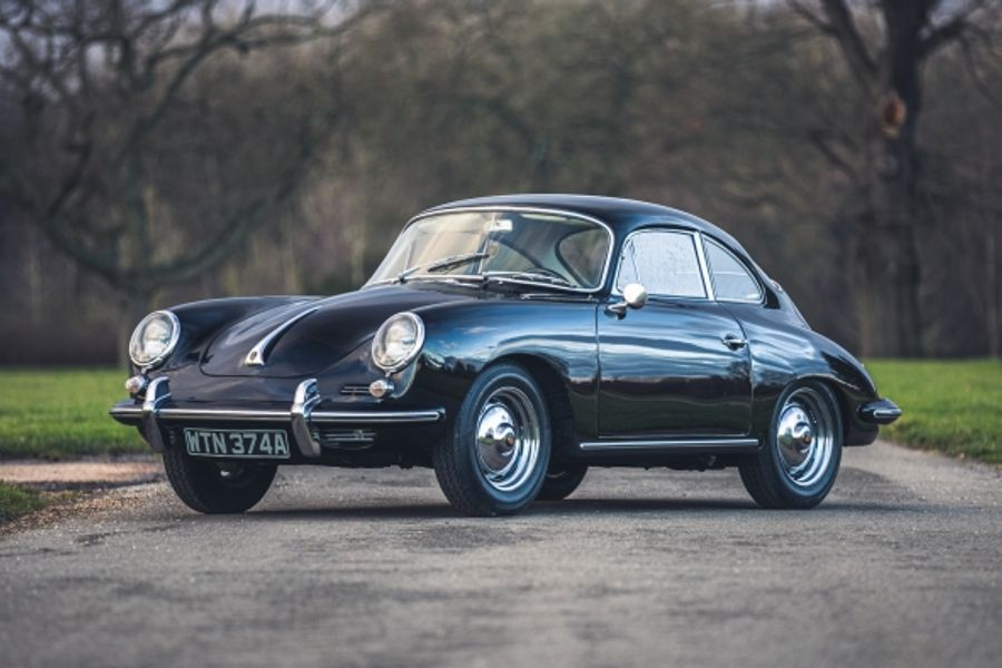 Low mileage, low production Porsches at Race Retro Auction