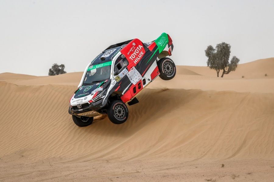 Maiden Baja victory for Al Rajhi and Orr in Dubai