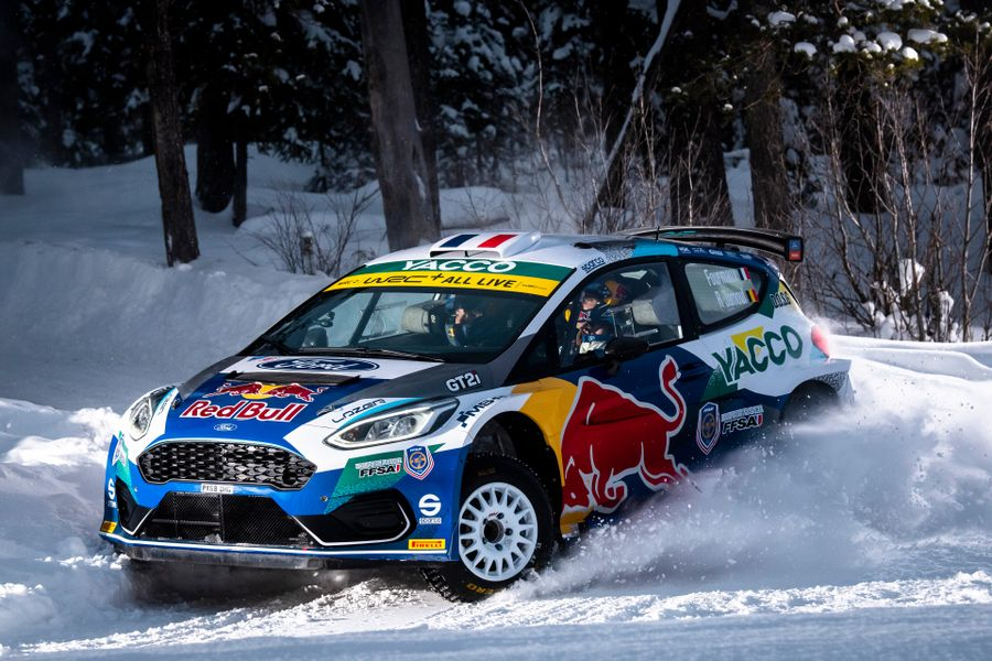 WRC journeys to the Arctic Circle for the first time this week