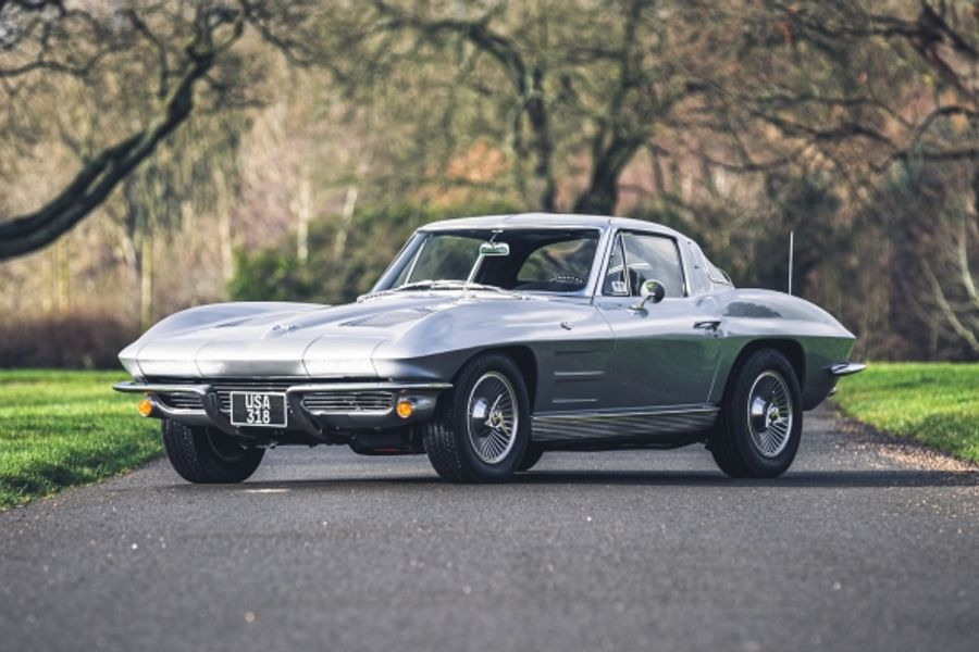 American classics at the Race Retro Live Online Auction