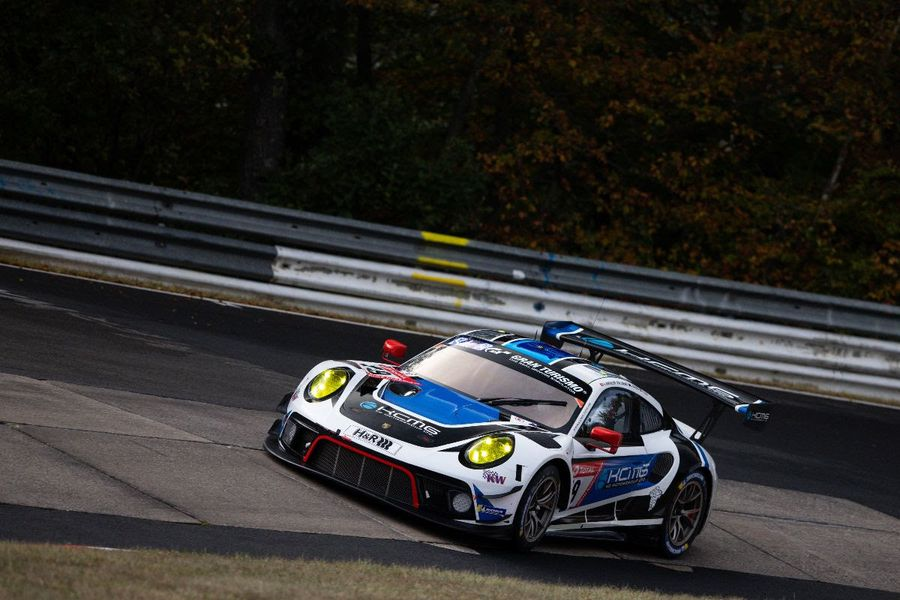 KCMG to take on the Nordschleife with Porsche