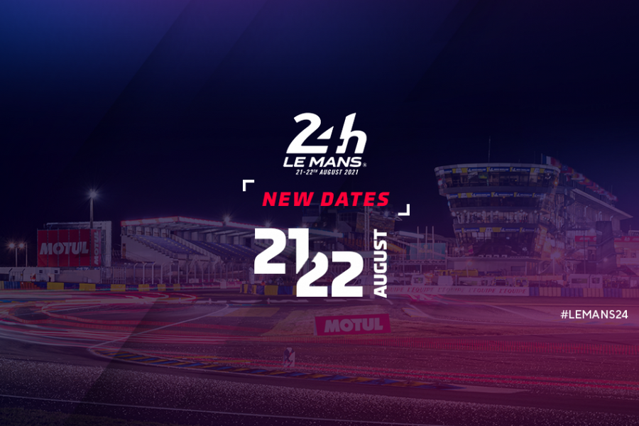 Le Mans 24hr postponed to August
