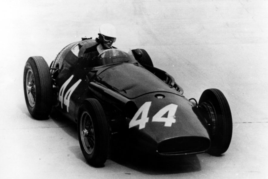 Maria Teresa de Filippis, the first woman to qualify for a F1 Grand Prix