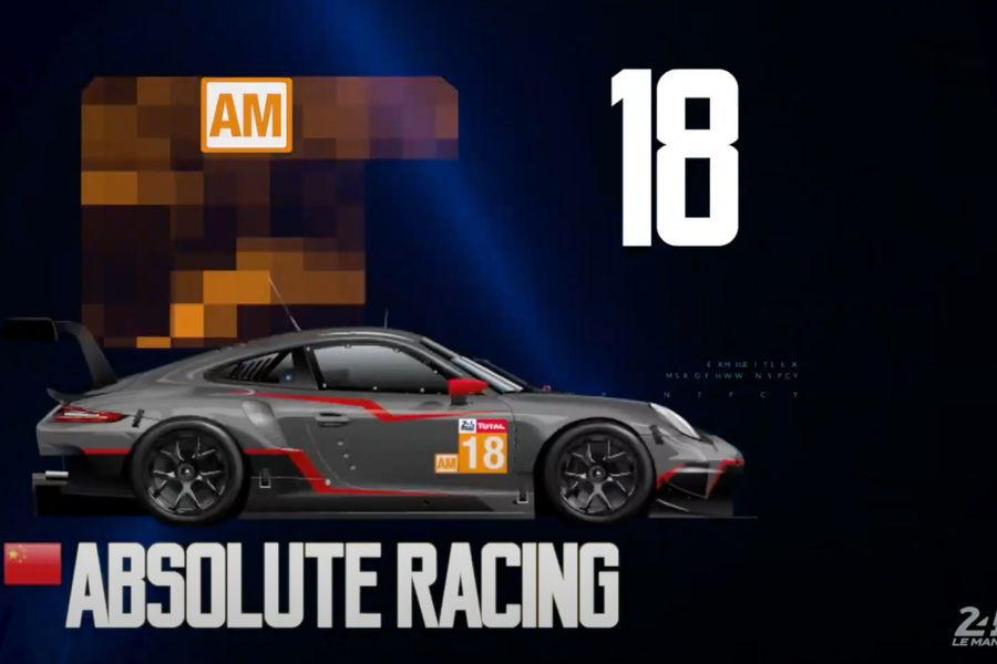 Absolute Racing to race Le Mans 24hr LMGTE-AM class with Porsche