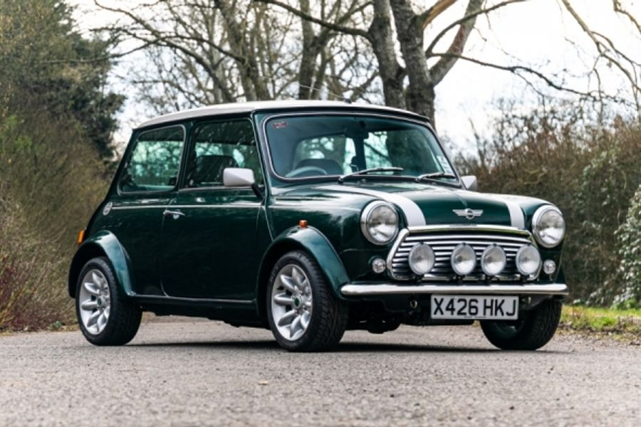Remarkable 2000 Rover MINI Cooper Sport at CCA Spring Sale