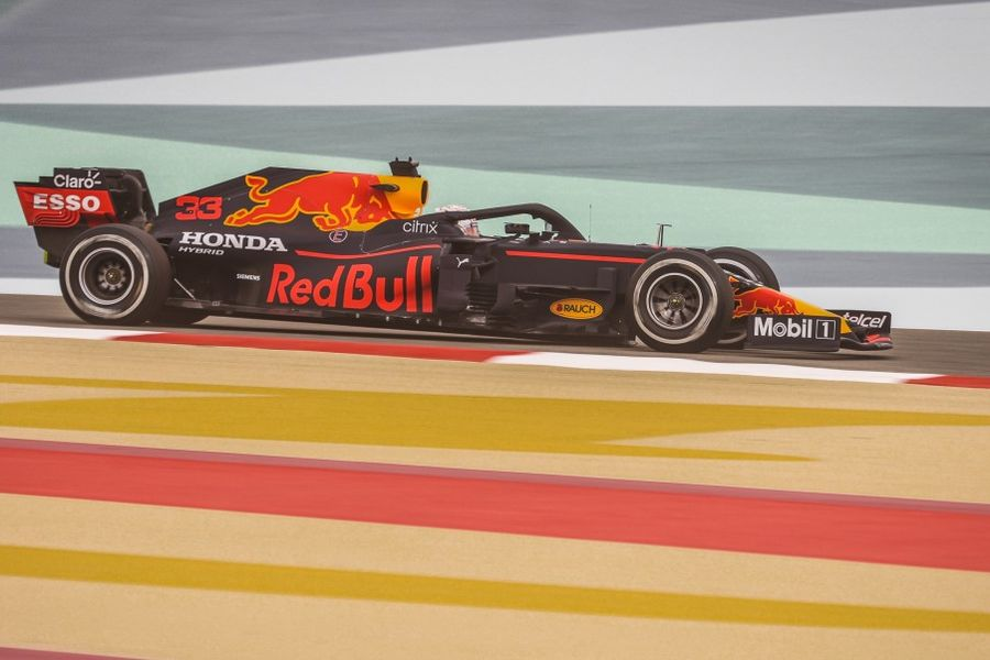 Max Verstappen quickest on opening day of Formula 1 testing