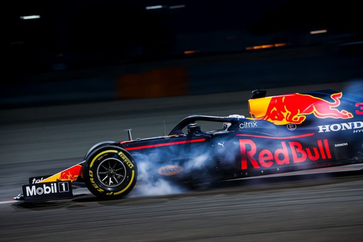 Max Verstappen fastest on final day of pre-season testing