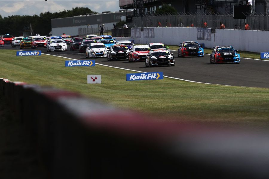 Changes confirmed to BTCC calendar