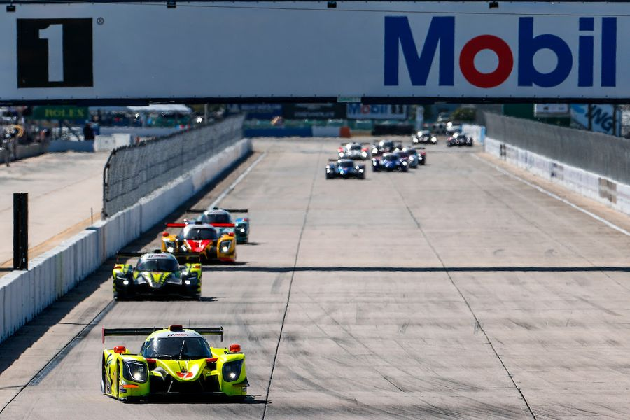 Win for Brynjolfsson, Hindman in Sebring IMSA Prototype Challenge