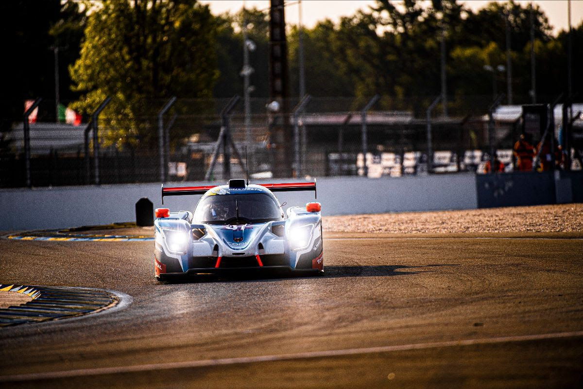 Kruetten & Bell join Nicolas Maulini at COOL Racing for ELMS