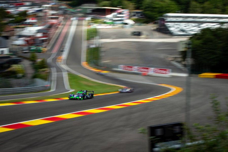 37 cars on provisional WEC season opening grid at Spa