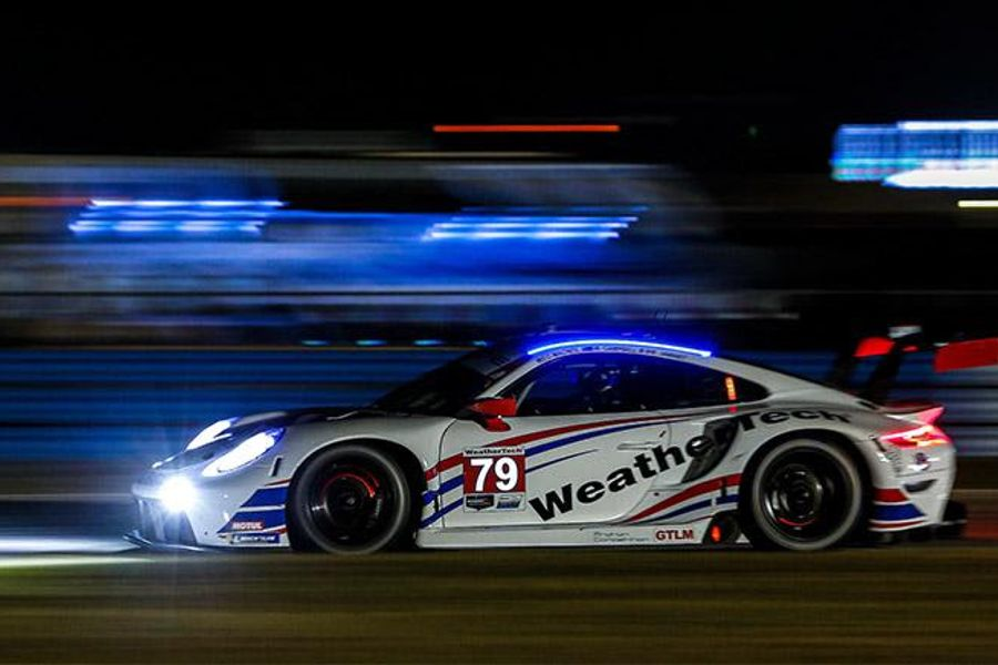 Porsche Reaches Sebring Century with GTLM, GTD Triumphs