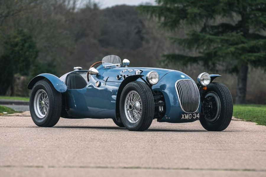 1950 HWM Alta Jaguar sells for £517,500 at Race Retro, results