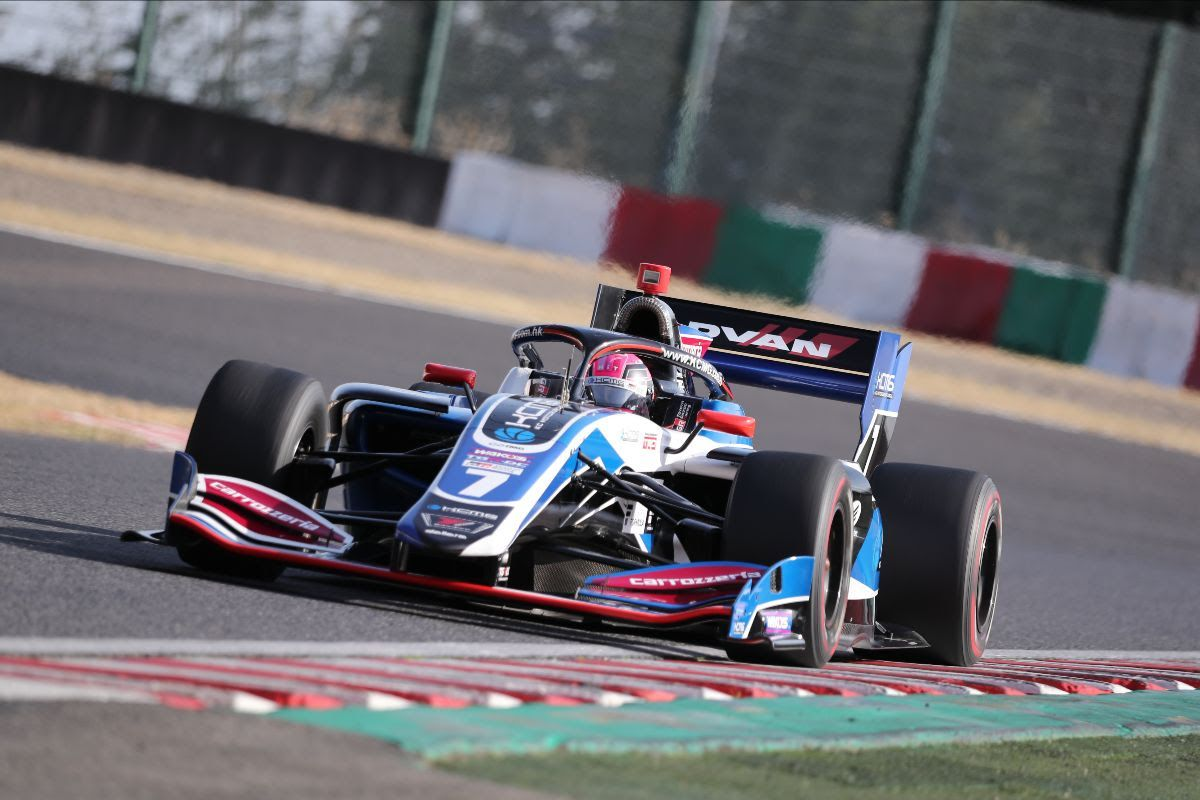 Team KCMG ready for Fuji Super Formula season opener