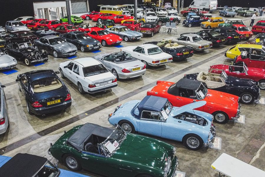 Two-day sale of 'Everyman' classics at The London Classic Car Show