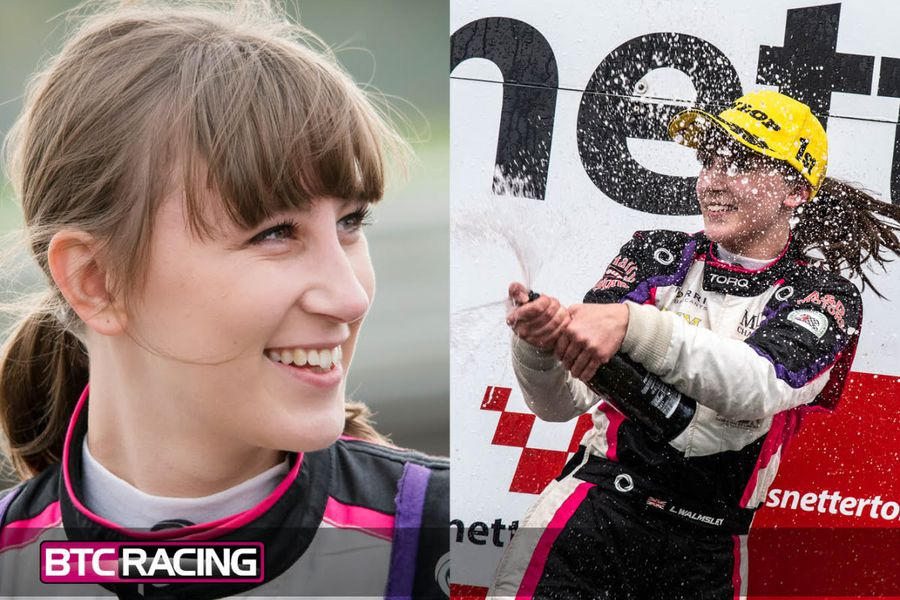 BTCC contenders BTC Racing Launch Young Driver Programme