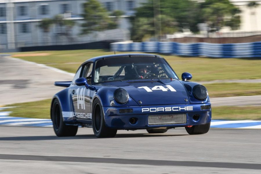 Endurance Races & Doubleheaders Bring HSR Spring Fling to a close