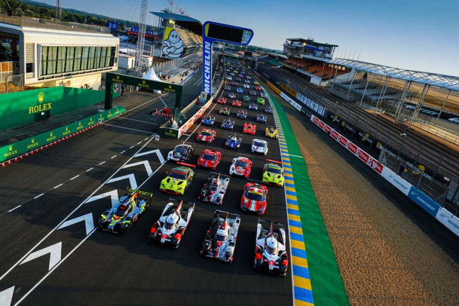 Action packed week scheduled for 24 Hours of Le Mans