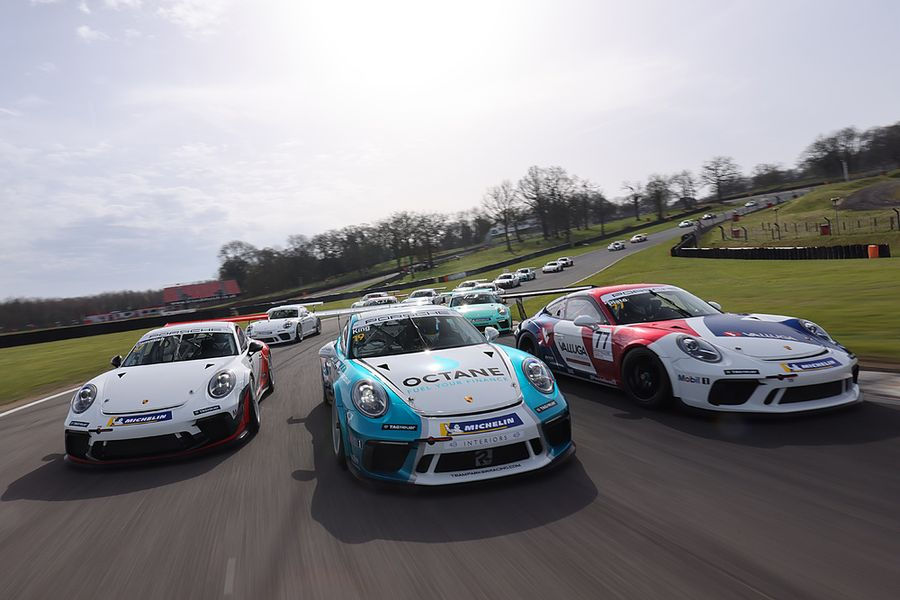 Porsche Motorsport GB ready to deliver title thrillers