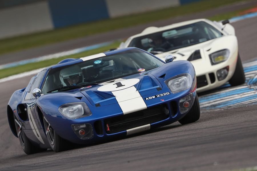 Donington Historic Festival to be held behind closed doors