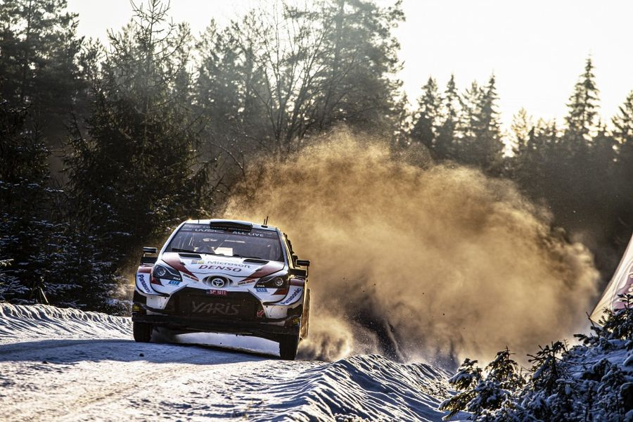 Next year's Rally Sweden moves north for winter fixture