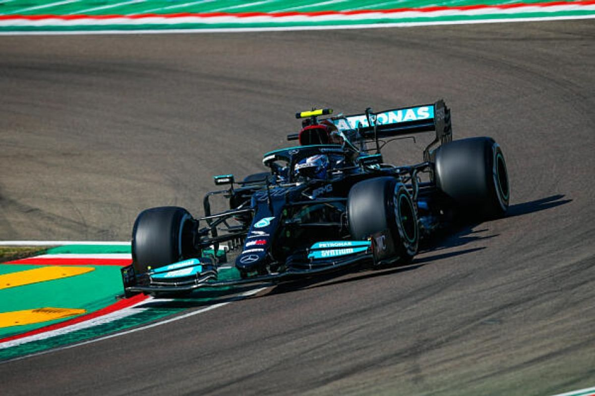 Bottas still sets the pace in Imola FP2